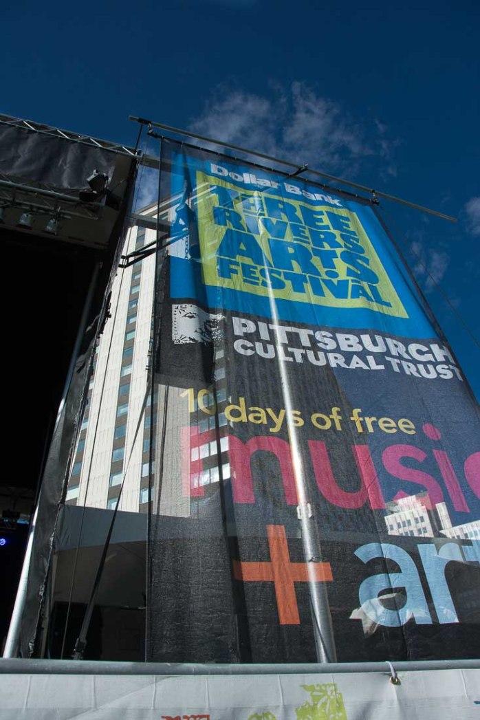Arts Festival Banner